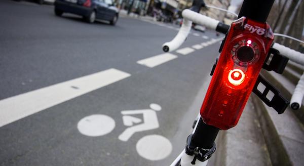 Fly6 - Видеорегистратор для велосипеда