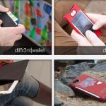 Diffr3nt — экологически чистый чехол для iPhone