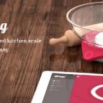 Кухонные весы Drop для iPad превратят любителя в профессионала кулинарии