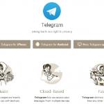 Аудитория Telegram превысила 35 млн пользователей