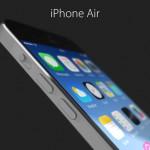 Дизайнер представил концепт нового iPhone Air