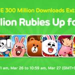 Line хочет 1 миллиард пользователей до 2015 года