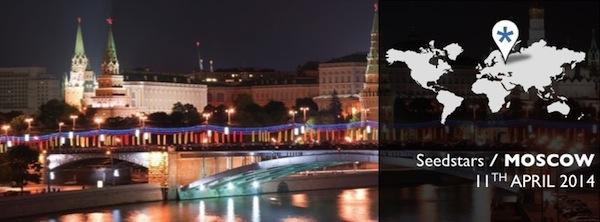 Международный конкурс стартапов Seedstars World вновь приезжает в Москву!
