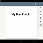 Book Creator теперь поддерживает создание книг  на Android-планшете