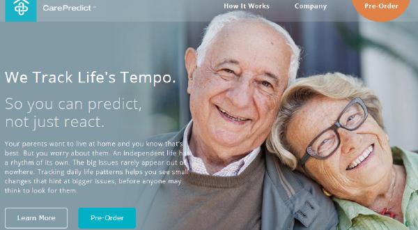 CarePredict Tempo