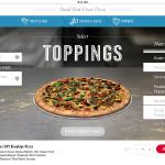 Domino's запускает приложение для заказа пиццы при помощи iPad