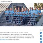 Краудсорсинговый стартап Friendsurance получил инвестиции