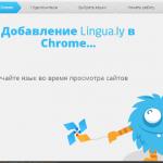 Lingua.ly – помощник в изучении языка