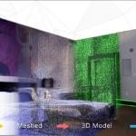 3D-платформа для сканирования Paracosm