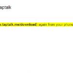Новый видеомессенджер TapTalk расскажет, где находится пользователь