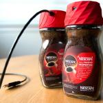 Nescafé создала крышку-будильник для банки с кофе