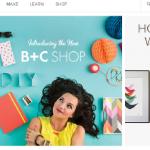 Brit + Co создает платформу для DIY-товаров