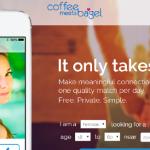 Приложение службы знакомств Coffee Meets Bagel пополнилось сервисом мгновенных сообщений