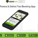 Стартап GrabTaxi привлек инвестиции в размере $15 млн