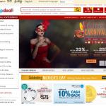 Стартап  Snapdeal из Индии получает 50% трафика с мобильных устройств