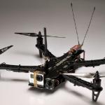 Квадрокоптер TBS Discovery облетел небоскреб Бурдж-Халиф