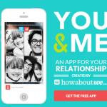 Приложение You&Me – мессенджер для пар от создателей HowAboutWe