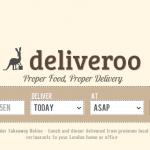 Платформа Deliveroo привлекла еще £2,75 миллиона