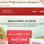 Стартап Love With Food получил инвестиции в размере $1.4 млн