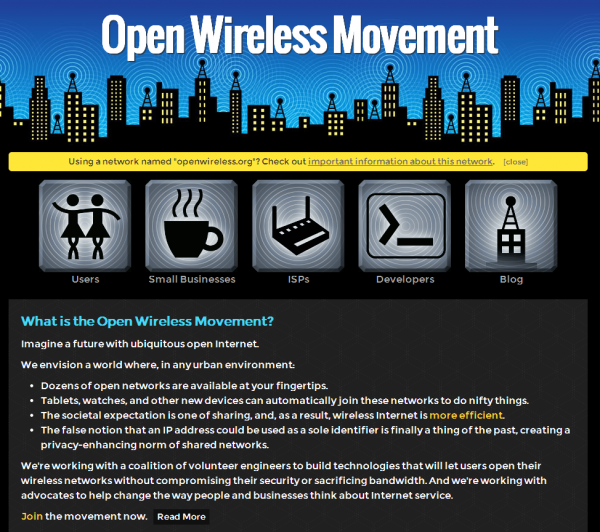 OpenWireless.org
