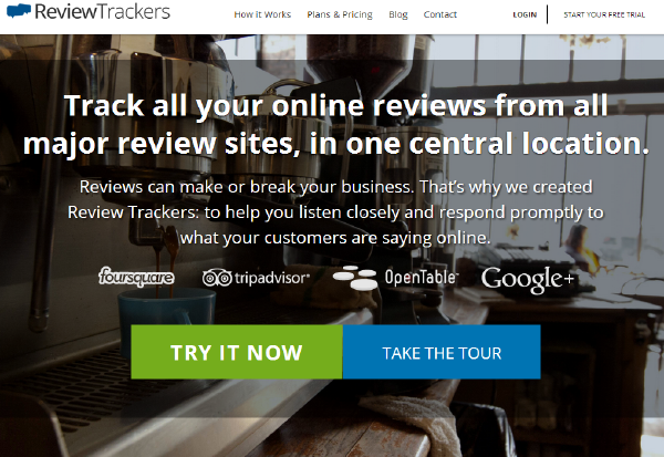 Review Trackers