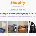 Shapify позволяет создать трехмерную копию себя