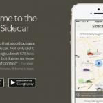 Приложение Sidecar позволяет найти попутчика и сократить дорожные расходы