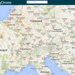 TravelByDrone позволит увидеть землю с высоты птичьего полета