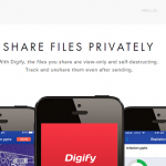 Digify – Snapchat-аналог для документов