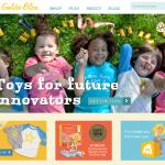 Игрушки от Goldie Blox помогут девочкам развить инженерное мышление