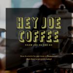 Кружка Hey Joe Coffee может использоваться как портативная кофеварка