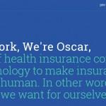Oscar – для фанатов здоровья