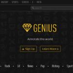 Rap Genius получил инвестиции в размере $40 млн и превратился в Genius.com