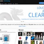 Sculpteo позволит создавать трехмерные модели для печати прямо из Photoshop