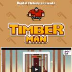 Timberman – новая Angry Birds