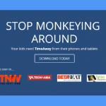 TimeAway – родительский контроль для мобильного трафика