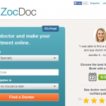ZocDoc – электронная регистратура