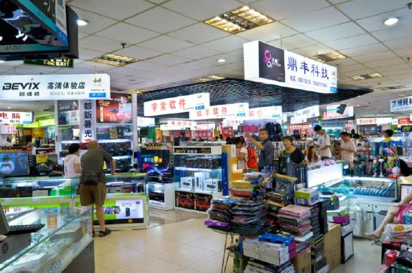 electronics-store-china