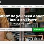 Платформа Fiverr получила новый упрощенный интерфейс