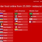 Стартап доставки еды FoodPanda получил инвестиции в размере $60 млн