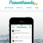 Дебютировала социальная сеть для пап и мам Parenthoods
