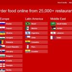 foodpanda будет работать в Таиланде совместно с Door2Door