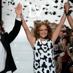 Google Glass были представлены на London Fashion Week
