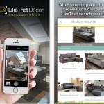 LikeThat Decor найдет похожую мебель