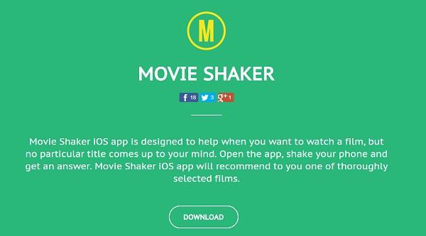 Movie Shaker