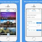 Tripr для iPhone  объединит любителей путешествий