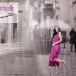 Китайские дизайнеры создали невидимый зонтик
