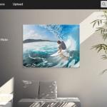 Flickr печатает постеры