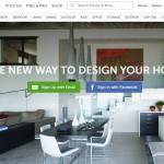 Дизайнерская компания Houzz получила инвестиции в размере $165 млн