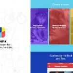 Facebook Rooms – мобильное приложение для анонимного общения